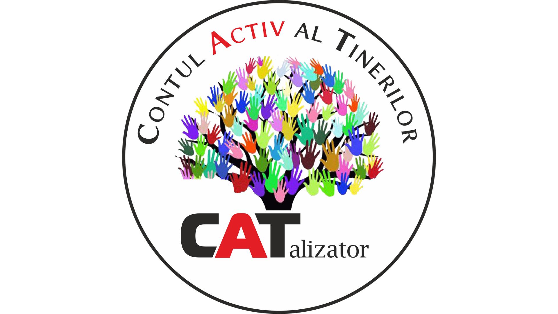 """Invitație de participare pentru Mentori- în cadrul proiectului """"CATalizator – tânăr lider prin acțiuni de voluntariat"""""""